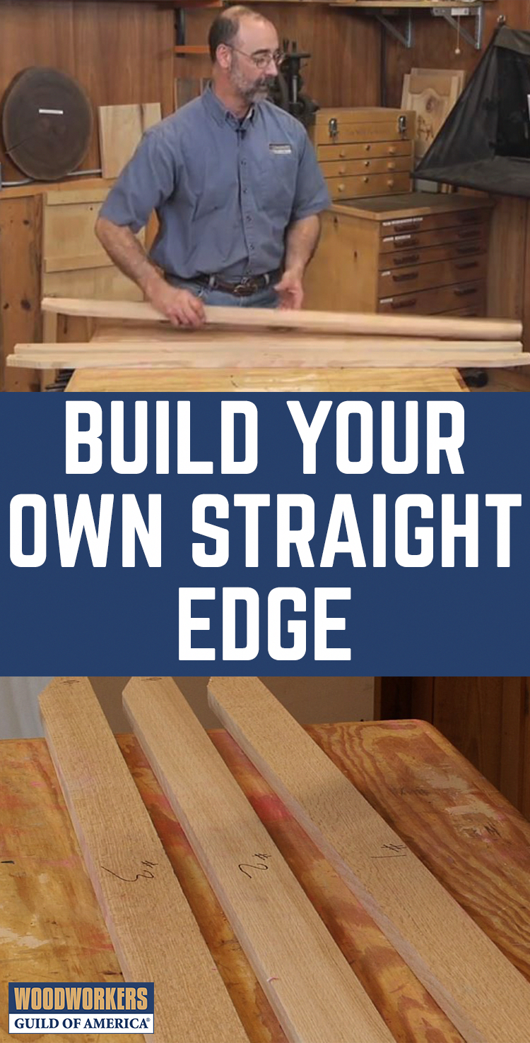 A Straight Edge Is An Invaluable Tool In Your Woodworking Shop Unfortunately Buying A Quality Strai Learn Woodworking Woodworking Shop