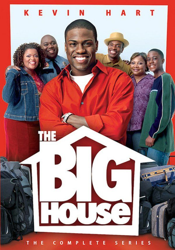The Big House - Complete Series | Big houses, Black sitcoms, Kevin ...