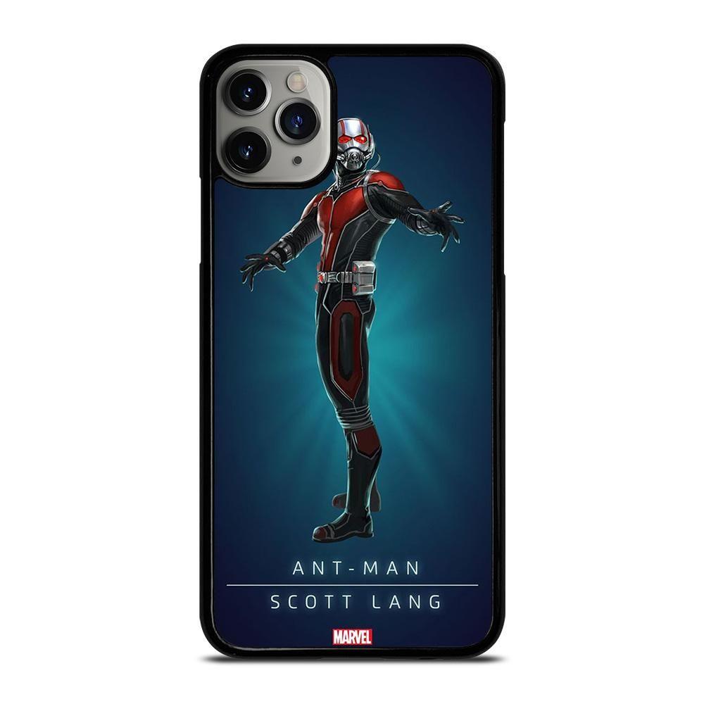 Antman super hero marvel iphone 11 pro max case cover