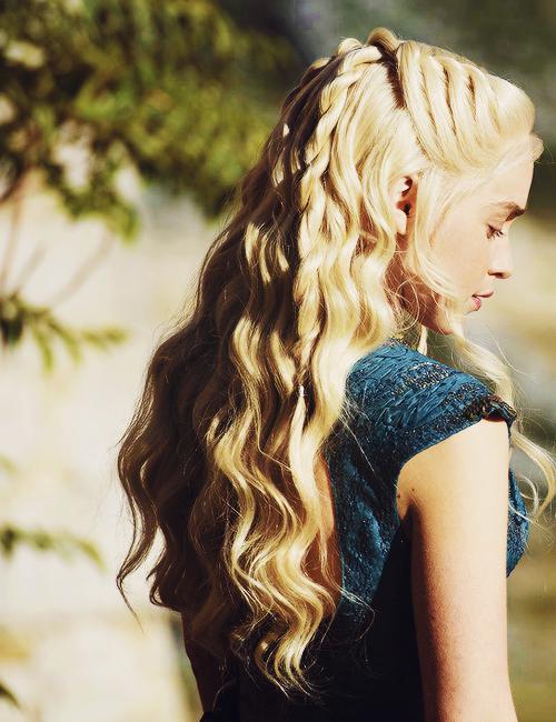 Daenerys Targaryen Game Of Thrones Daenerys Frisuren