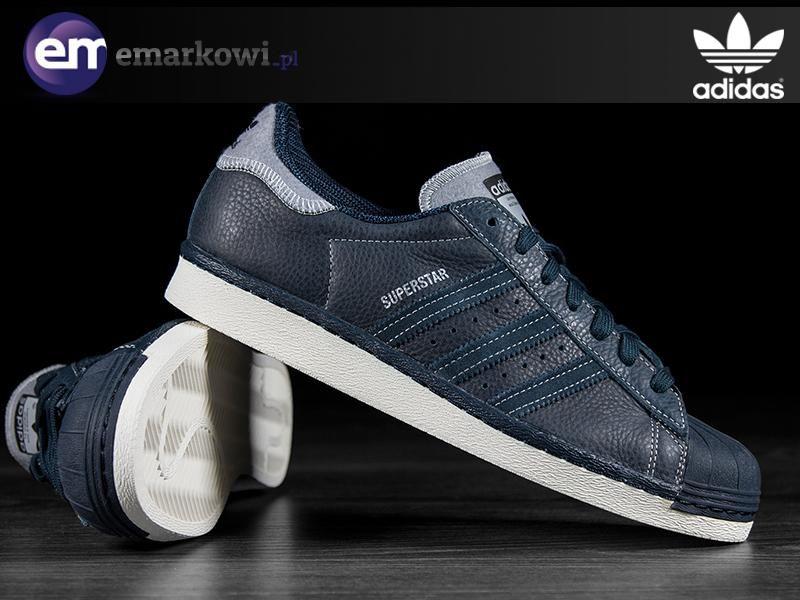 Buty Meskie Adidas Superstar 80s Varsi B25565 Adidas Superstar Adidas Superstar 80s Adidas