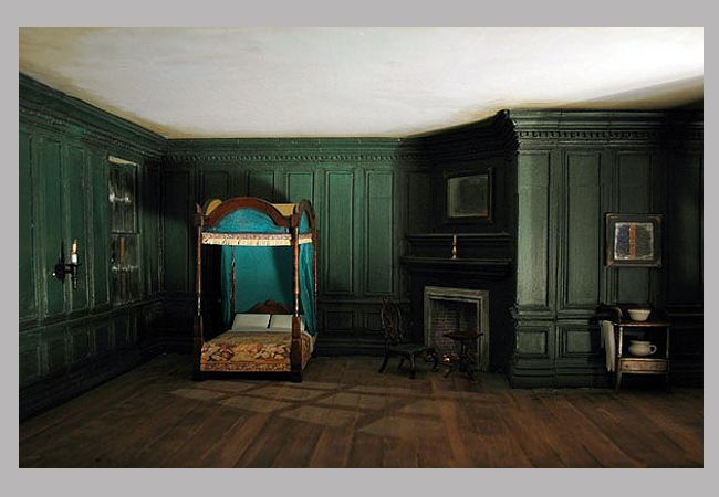 olivia jennings- how i pictured scrooge's bedroom, we can maybe make