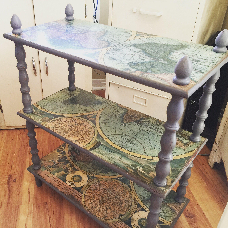 Vintage Style Furniture & Home Decor