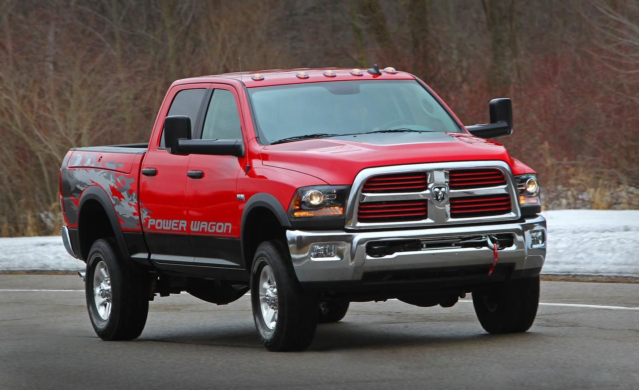 Dodge ram power wagon cars and trucks pickup trucks dodge rams jeeps sport html