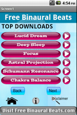 Pin by Eric Bartel on Binaural Beats and Isochronic Tones