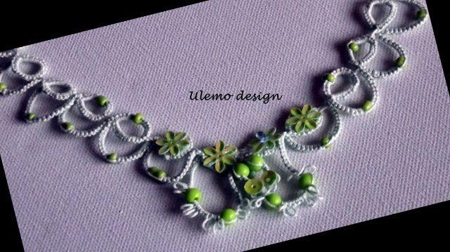 Colliers - Ulemo´s Occhi - Collier Barbara - ein Designerstück von ULeMo bei DaWanda