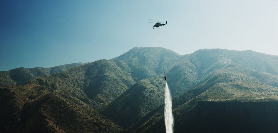 UAS Fighting Wildfires - Inside Unmanned Systems