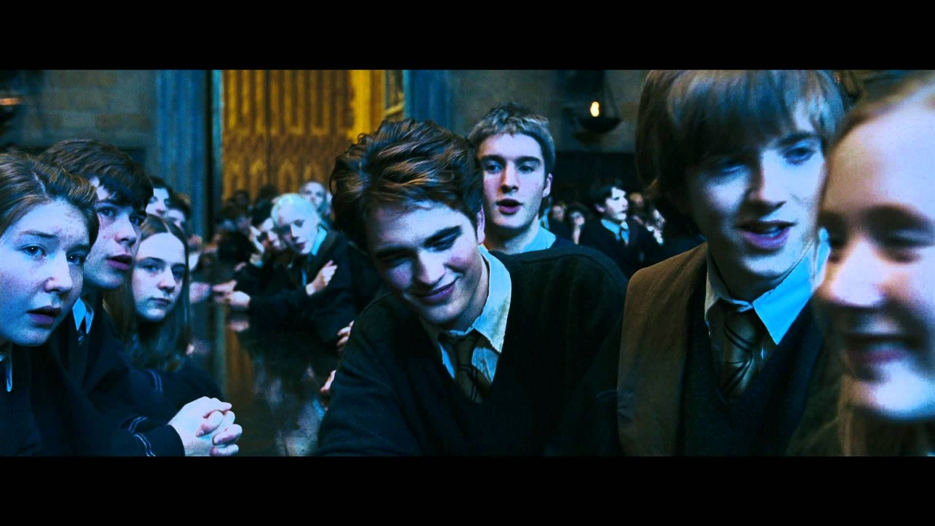 Harry Potter And The Goblet Of Fire Trailer Sci Fi Movies Harry Potter Fandom Goblet Of Fire