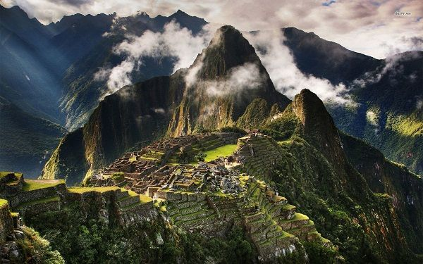 Amazing Wallpapers Of Famous Places Around The World - 25 amazing landscapes around world seen