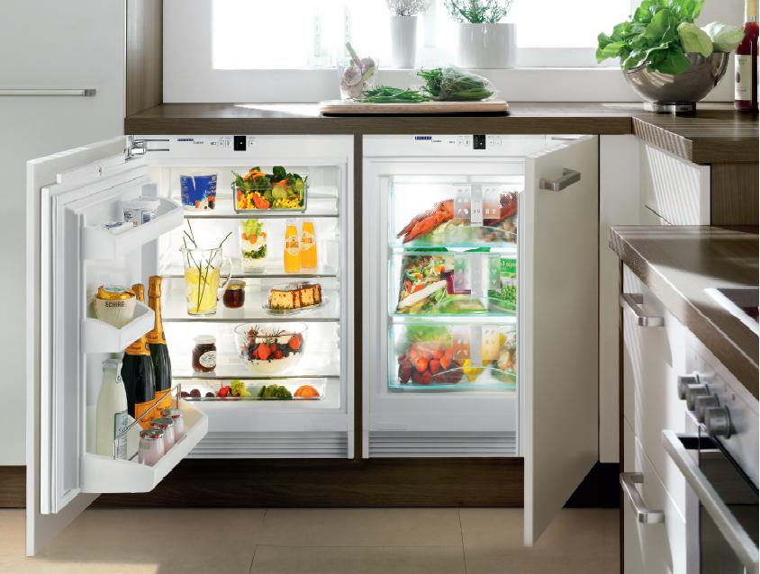 Under Counter Liebherr Refrigerators By Hafele Iconic
