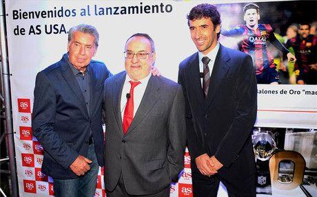 Raúl dice que su futuro queda lejos del Real Madrid