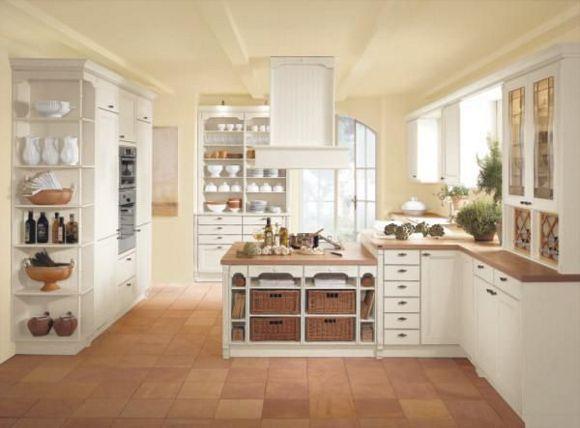 """Bei der Einbauküche """"Alnoclair"""" von ALNO trifft"""