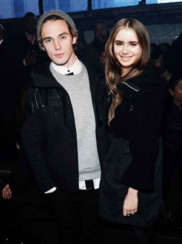 lily collins and sam claflin - Google Search | Story ...