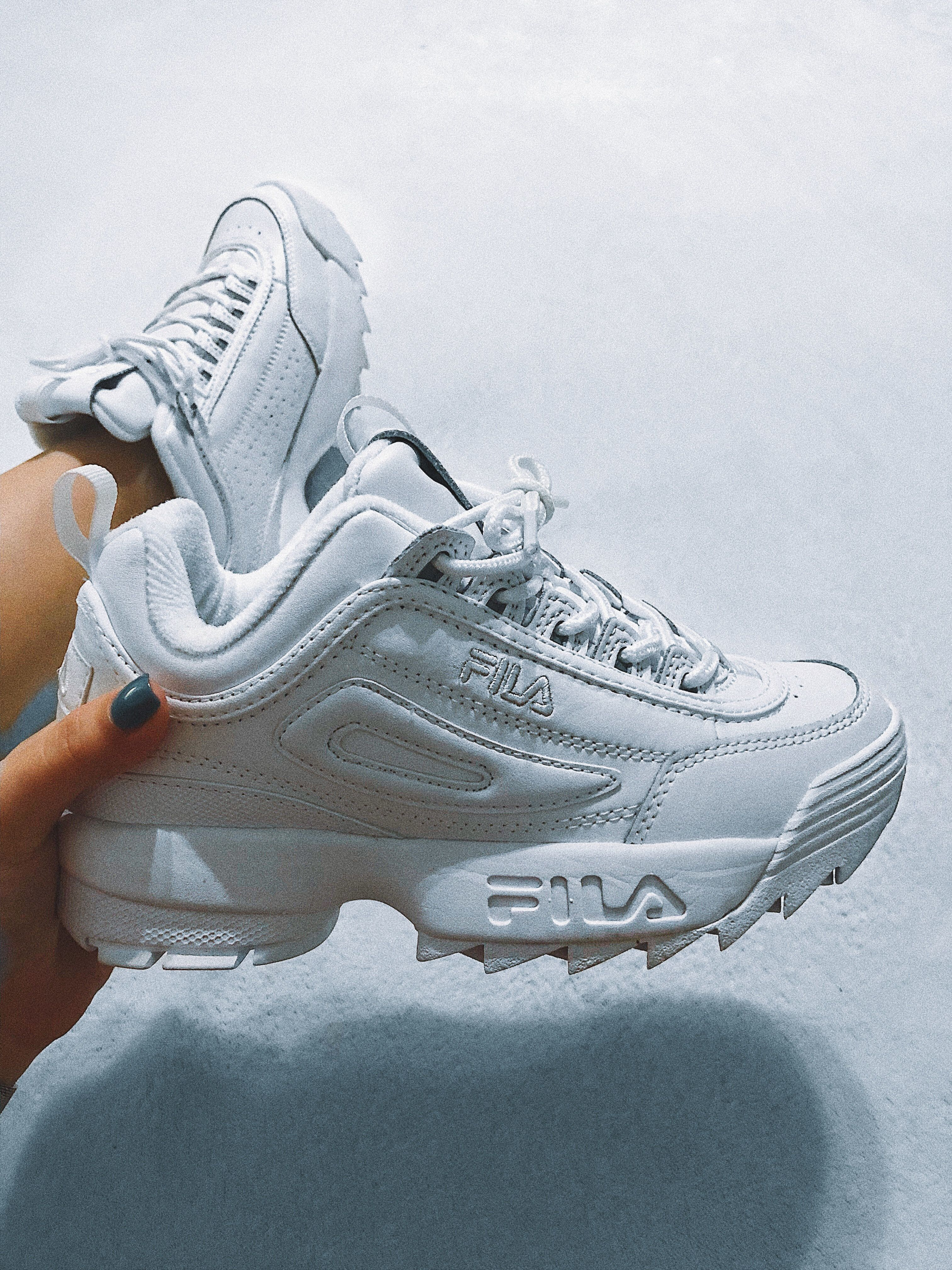 Fila shoes in 2020 | Sneakers, Nike outfits, Sneakers nike