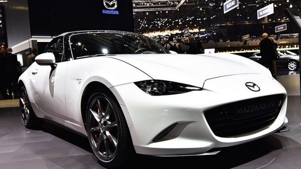 2019 Mazda Mx 5 Miata Interior Car Review 2019 2020