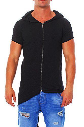 Redbridge Herren Swag Shirt Oversize T shirt Hoodie M1037