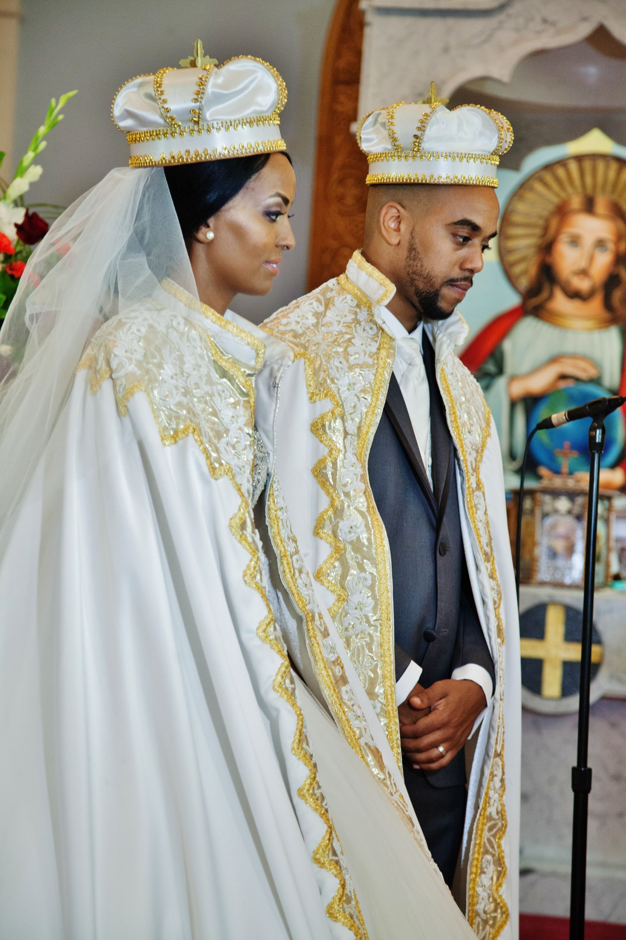 Eden and Arondae Bella Africa | African and African American Wedding ...