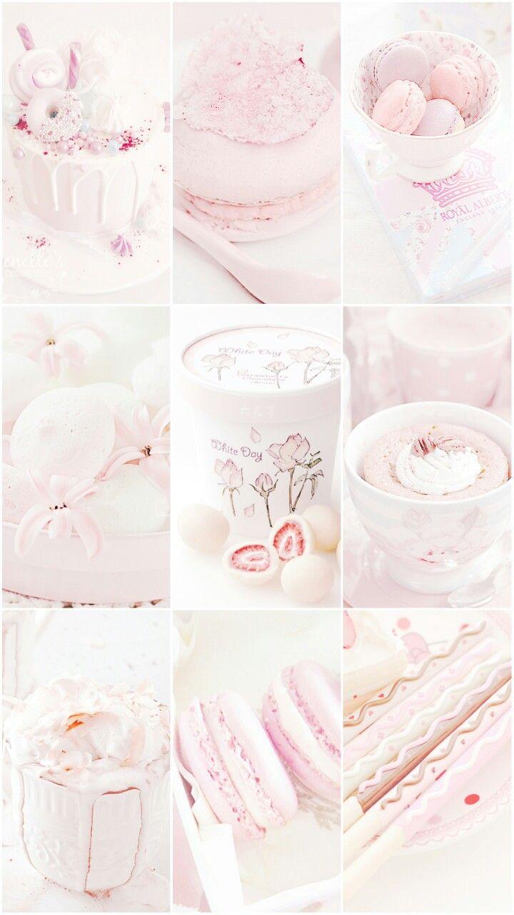 Funmorningsw Apples Aesthetic Pastel Wallpaper Pink Wallpaper Pastel Aesthetic