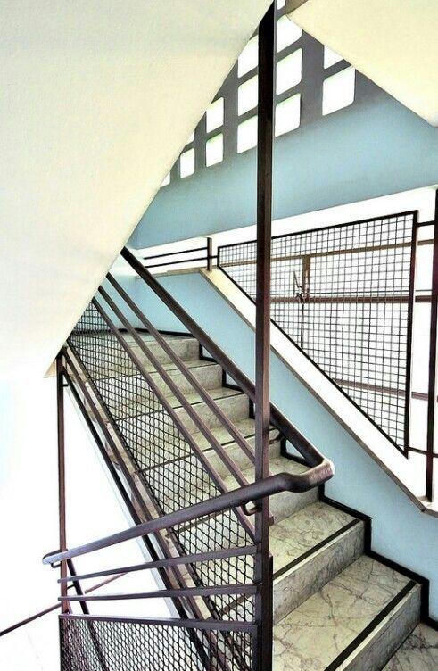 Ignazio gardella scale architettura e scale for Interni architettura