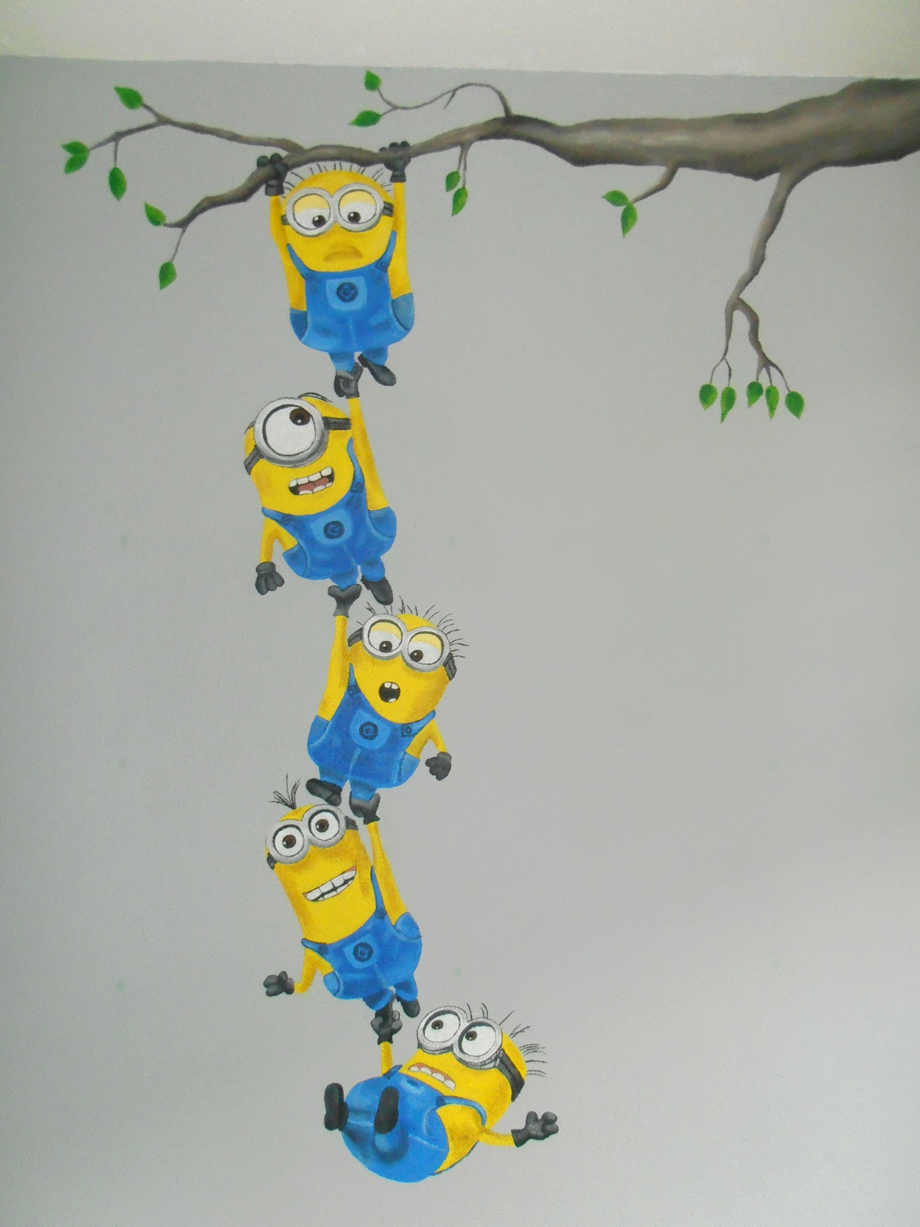 Minions Wall Decoration Kit