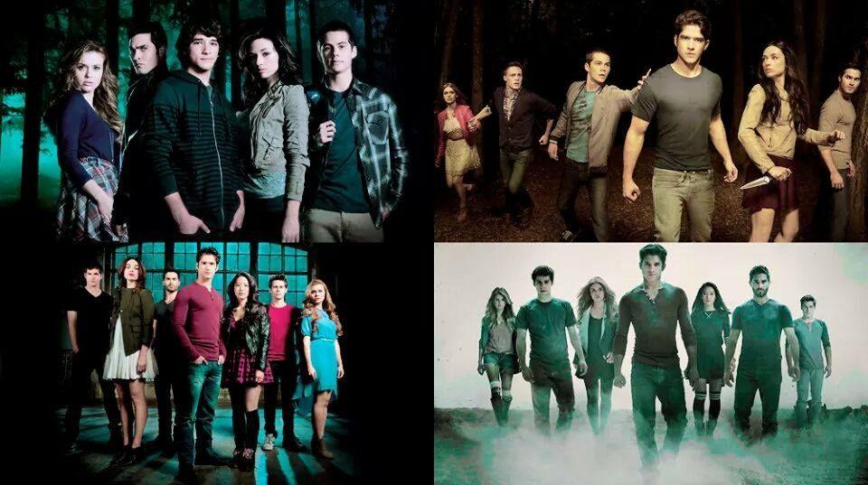 #TeenWolf Season 1-4