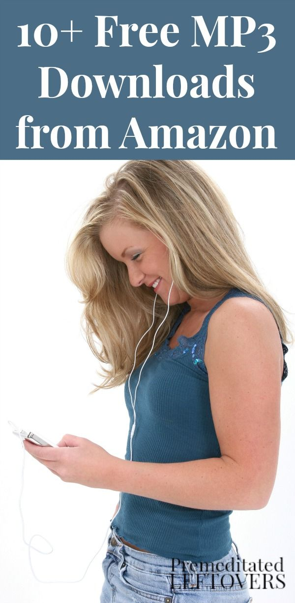 Free MP3 Downloads from Amazon - Do you love discovering new