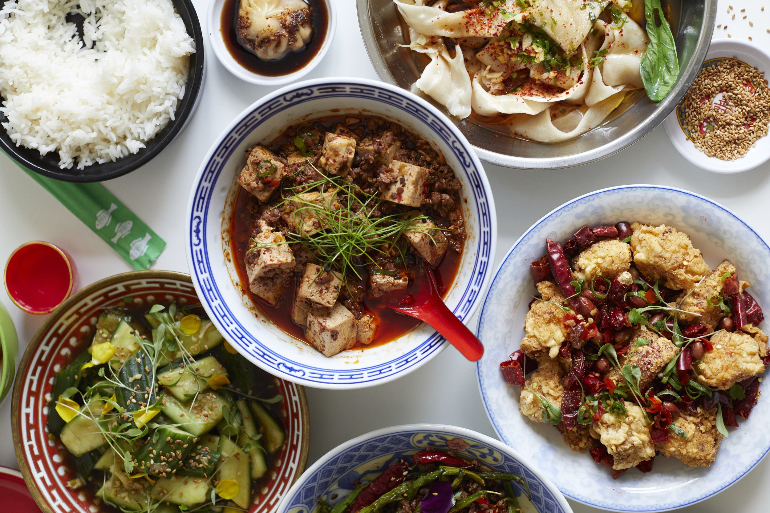 Mao chow vegan chinese food best meal delivery