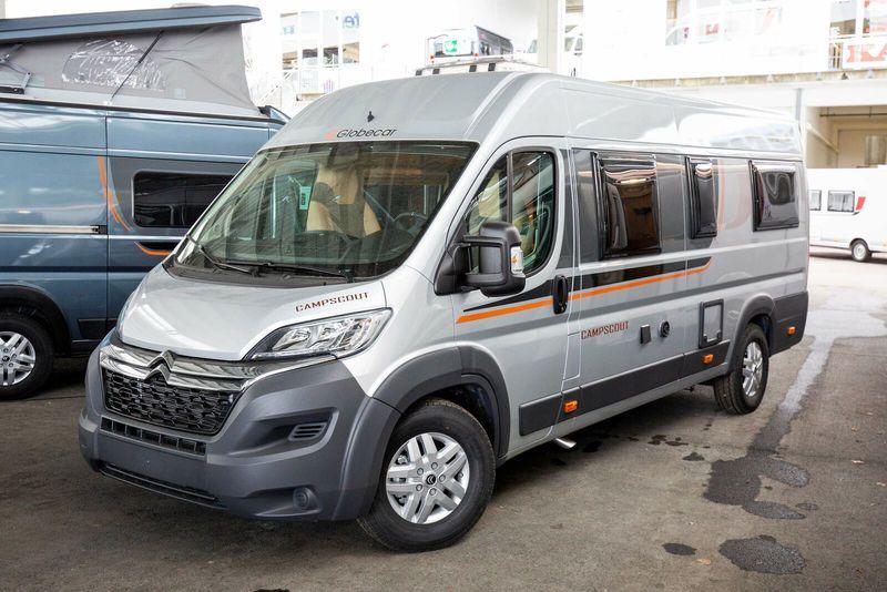 Nuevo Autocaravana Globecar D Line Campscout Kas 18 En Venta En Truck1 Id 2902566 Autocaravana Transportacion Modelo D