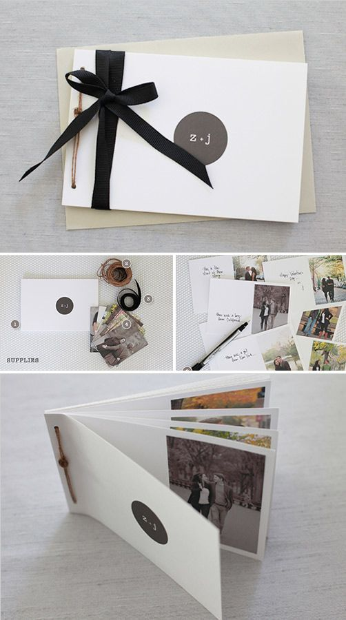Do it yourself valentine love book pinterest diy valentine diy valentine love book step by step tutorialgood idea for any type of homemade picturebook solutioingenieria Image collections