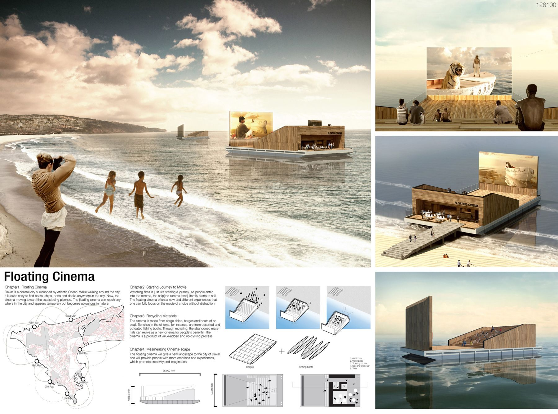 AC CA International Architectural Competition