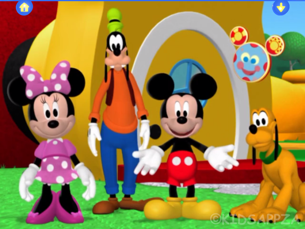 32 best Mickey Mouse Clubhouse images on Pinterest | Disney mickey ...