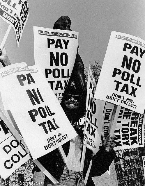 The 24th amendment was ratified on January 23, 1964. This amendment outlawed poll taxes in order to ensure voting rights for people of all incomes especially african americans which poll taxes were used against.