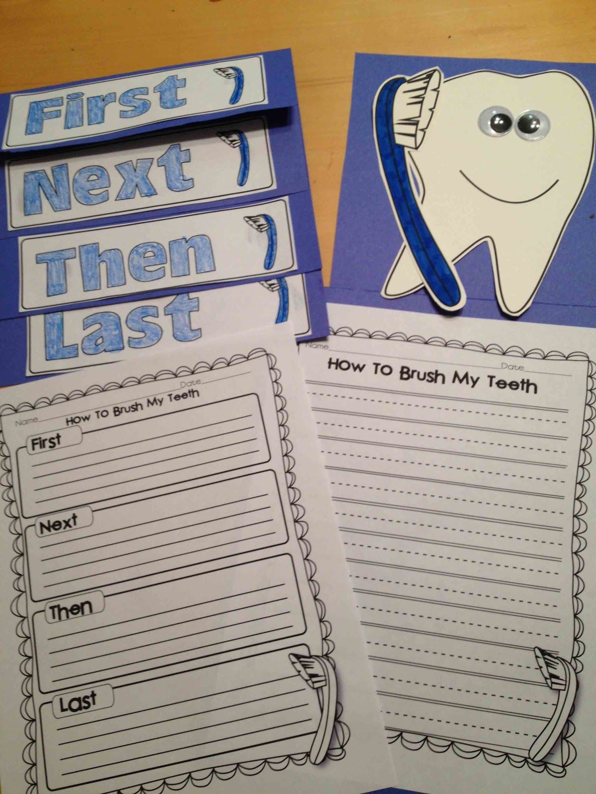 The Lesson Plan Diva How To Writing And NonFiction Activities