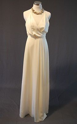 J.CREW MANUELA GOWN $550 WEDDING DRESS IVORY NWT 12 A2881 FORMAL ...