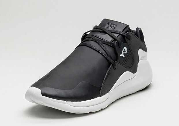 94ab578a57103 This latest colorway of the adidas Y-3 Qasa QR keeps things clean and simple