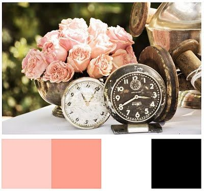 how i would love to incorporate my clock obsession into my wedding!