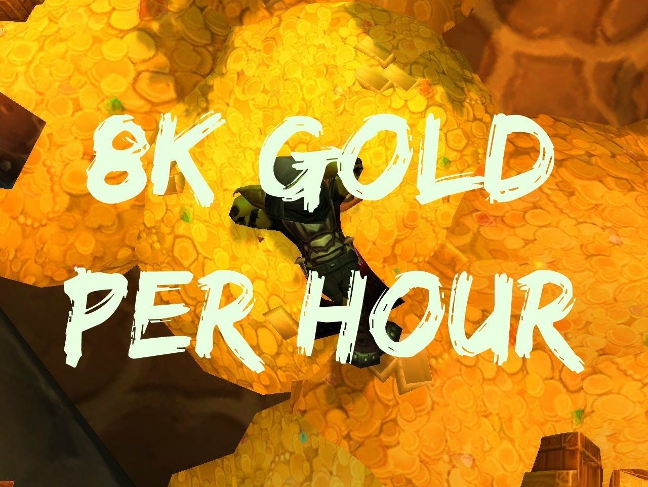 awesome How to Make 8 Thousand Gold FAST Per Hour - World of Warcraft 5.4 Guide