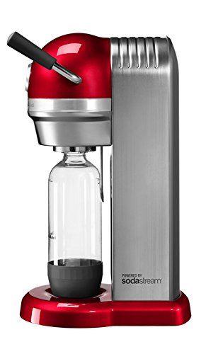 KitchenAid ARTISAN 5KSS1121CA/2 Trinkwassersprudler Amazonde - kitchenaid küchenmaschine artisan rot