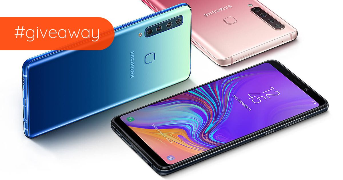 Woorise Contest Win A Samsung Galaxy A9 With Images Samsung Galaxy