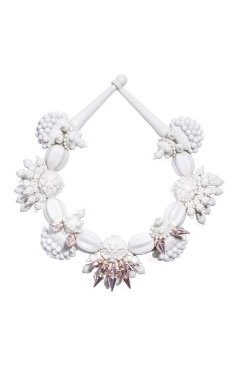 Modeconnect.com - Ek Thongprasert Jewelry Barbary Coast Necklace SS2013