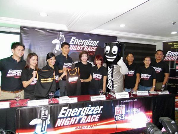 Run at Energizer Night Race Manila to benefit the children of Bantay Bata 163