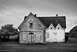 Abandoned House, Nova Scotia #1