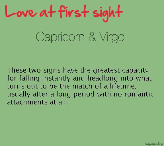 Are virgos and capricorns compatible