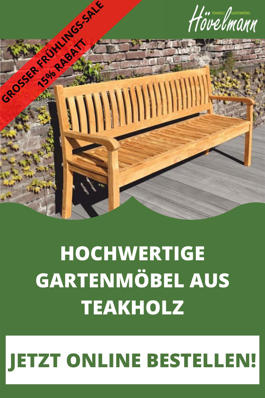 Hochwertige Teakholz Gartenmobel Teak Holz Teak Garten