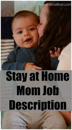 job description for stay at home