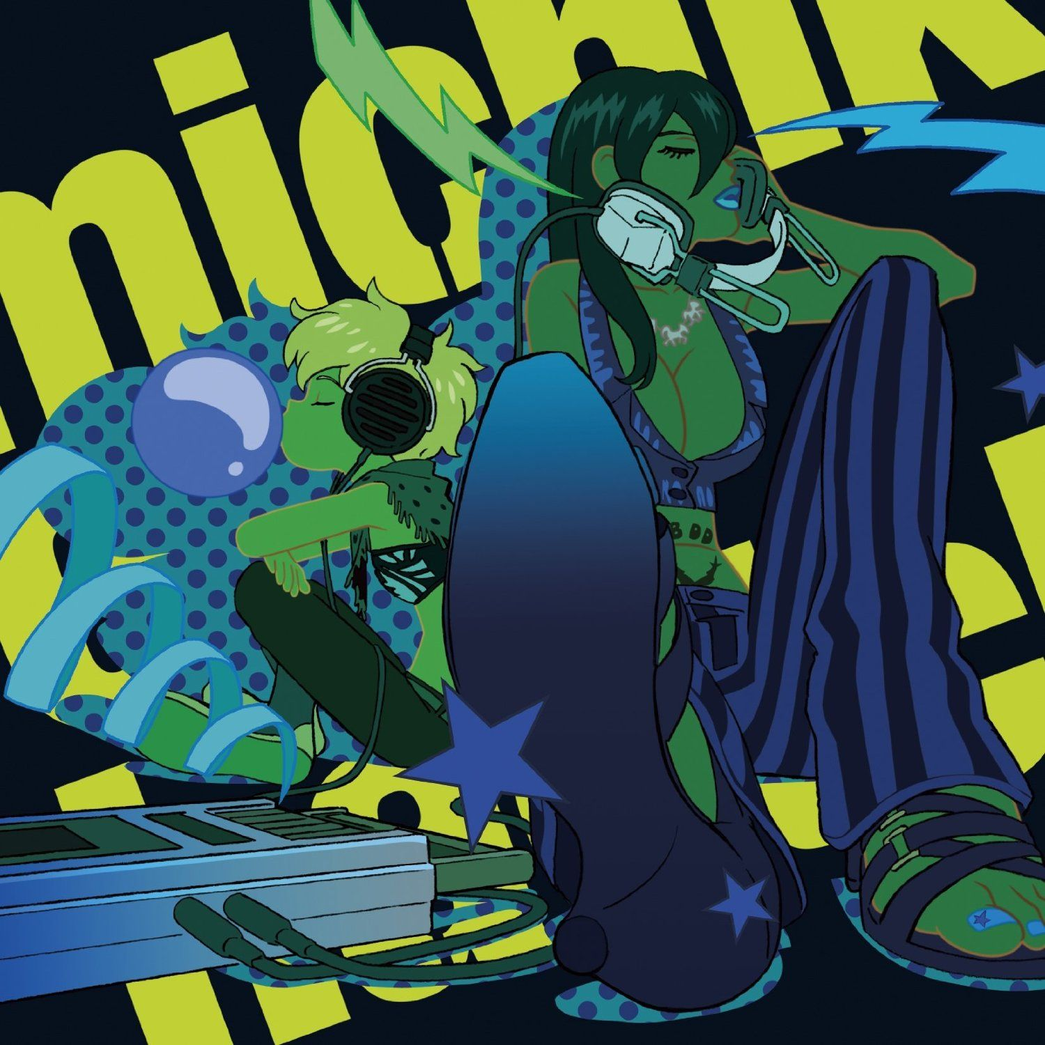 MICHIKO TO HATCHIN OST CHAPTER2 Cover's Pinterest