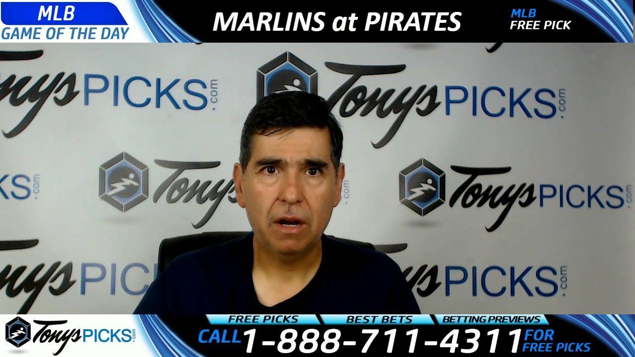Miami Marlins Vs Pittsburgh Pirates Free Mlb Baseball Picks And Predict Baseball Picks Mlb Baseball Nfl Football Picks
