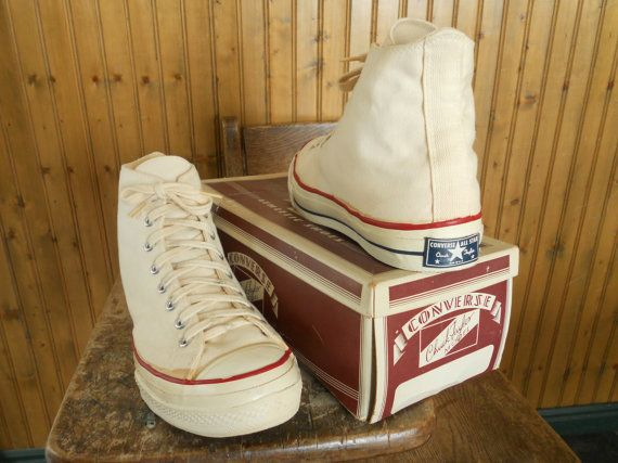 9e1735d48347 Vintage Made in USA Converse Chuck Taylor All by theconartist ...