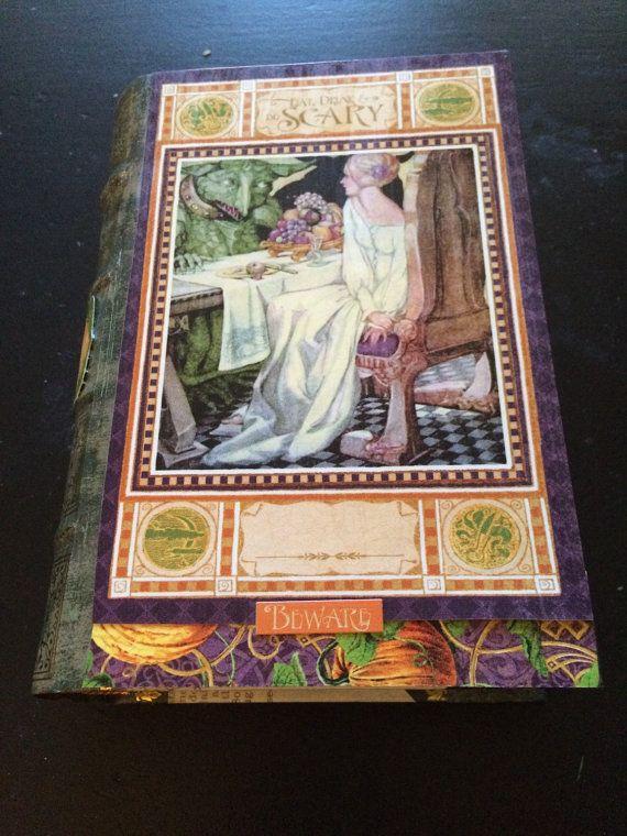 Eerie Tales: Secret Compartment Book (Beware)