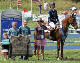 Cosequin Stuart Horse Trials. 3 days of the top international and local riders and their horses competing in this triathlon event. Includes family fun activities too!